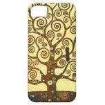 Gustav Klimt Tree of Life iPhone Case iPhone 5 Case