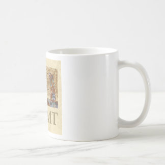 Gustav Klimt Tree Of Life Coffee Mugs