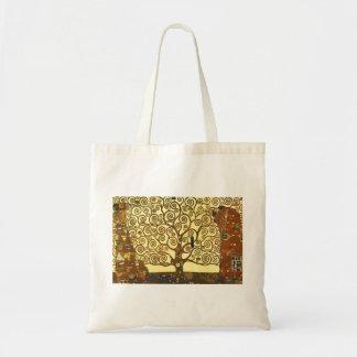 Gustav Klimt Tree of Life Tote Bag
