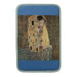Gustav Klimt's The Kiss (circa 1908)