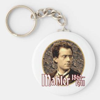 Gustav Mahler Keychains