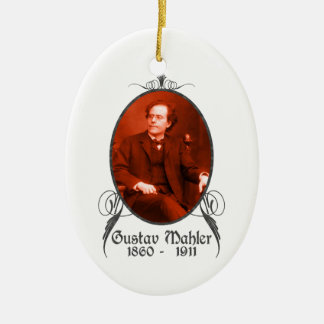 Gustav Mahler Ornament