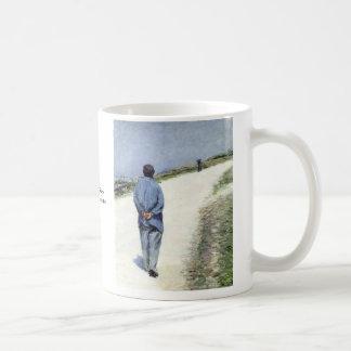 Gustave Caillebotte Basic White Mug