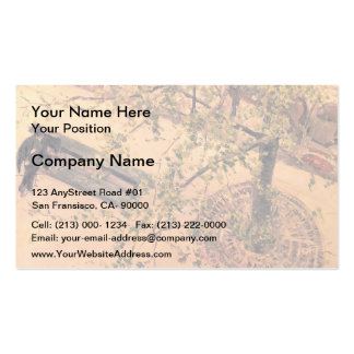 Gustave Caillebotte- Boulevard Viewed from Above Business Card Template