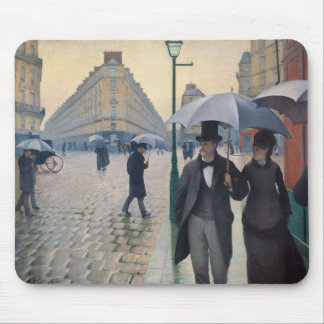 Gustave Caillebotte Mouse Pad