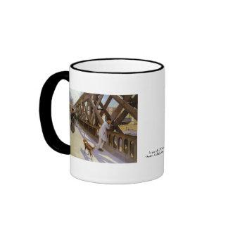 Gustave Caillebotte Ringer Mug