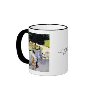 Gustave Caillebotte Mug