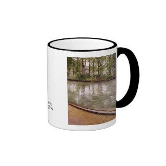 Gustave Caillebotte Ringer Coffee Mug