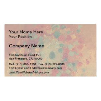 Gustave Caillebotte- Nasturtiums Pack Of Standard Business Cards