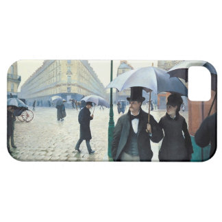 Gustave Caillebotte Paris Street Rainy Day Barely There iPhone 5 Case