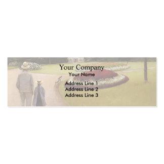 Gustave Caillebotte-Park on Caillebotte Property Pack Of Skinny Business Cards
