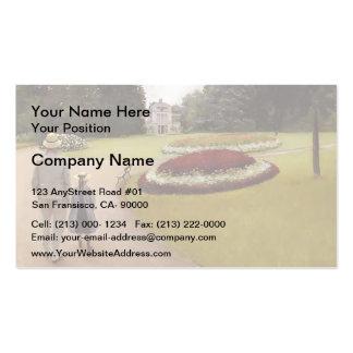 Gustave Caillebotte-Park on Caillebotte Property Pack Of Standard Business Cards