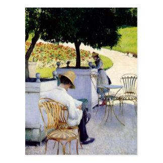 Gustave Caillebotte Postcard