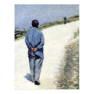 Gustave Caillebotte Postcards