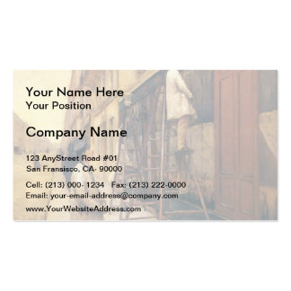 Gustave Caillebotte- The House Painters Pack Of Standard Business Cards
