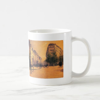 Gustave Caillebotte- The Perpiniere Barracks Coffee Mugs