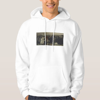 Gustave Courbet Painting Hoodie
