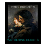 Gustave Courbet paints Heathcliff and Cathy? Poster