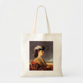 Gustave Courbet- Portrait of Countess Therese Tote Bag