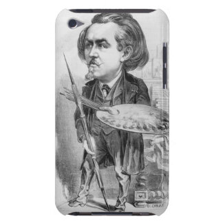 Gustave Dore (1832-83), caricature from 'Le Boulev Barely There iPod Cover