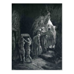 Gustave Dore: The Burial of Sarah Post Card