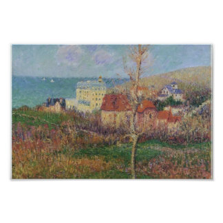 Gustave Loiseau- At the Coast of Normandy Poster