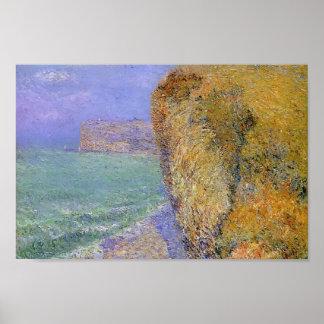 Gustave Loiseau- Cliffs at Grainval Print