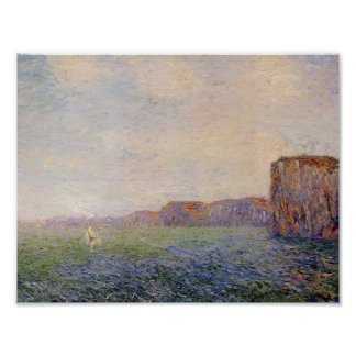 Gustave Loiseau- Cliffs by the Sea Posters
