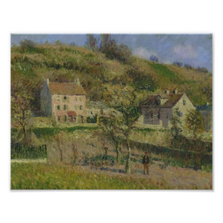 Gustave Loiseau- Coast at Chaponival Posters