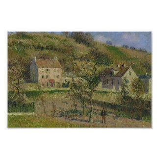 Gustave Loiseau- Coast at Chaponival Poster