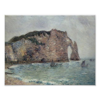 Gustave Loiseau- Etretat Print