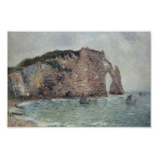 Gustave Loiseau- Etretat Posters