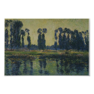 Gustave Loiseau- Ice on the Oise River Posters