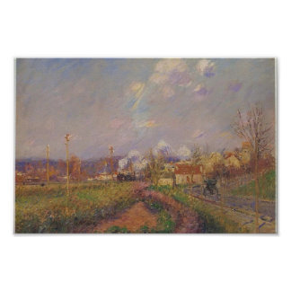 Gustave Loiseau- Landscape in Autumn Posters