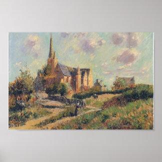 Gustave Loiseau- Notre Dame de la Clarte Posters