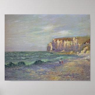 Gustave Loiseau- Petit Dalles at Normandy Print
