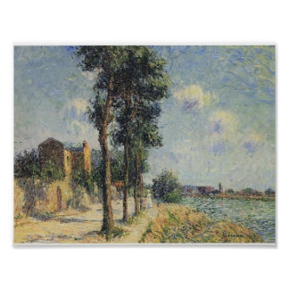 Gustave Loiseau- Quay at Dieppe Posters