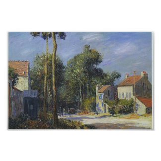 Gustave Loiseau- Road to Versailles Posters
