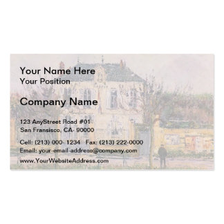 Gustave Loiseau- The House Business Cards