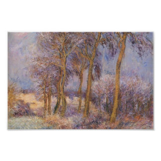 Gustave Loiseau- Winter Posters