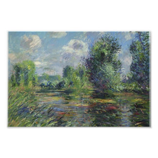Gustave Loiseau- Woods Near Eure River Poster