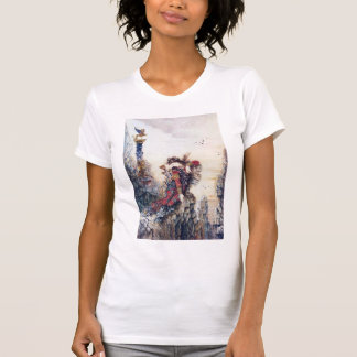 Gustave Moreau Sappho on the Rocks Tshirt