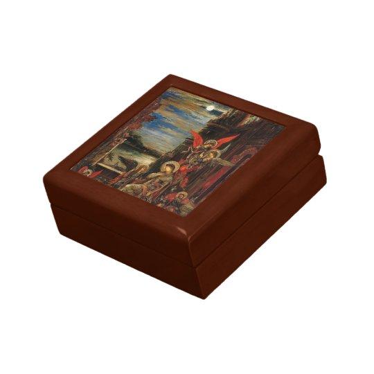 Gustave Moreau- St. Cecilia Gift Box