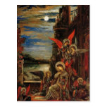 Gustave Moreau- St. Cecilia Post Cards