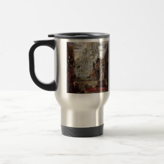 Gustave Moreau: The Triumph of Alexander the Great Mugs