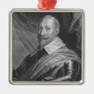 Gustavus Adolphus II  King of Sweden Christmas Ornament