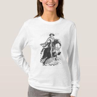 Gustavus Adolphus II, King of Sweden, on T-Shirt