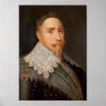 Gustavus Adolphus of Sweden Poster