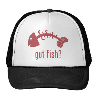 Gut Fish? Mesh Hat
