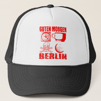 GUTEN MORGEN BERLIN TRUCKER HAT
